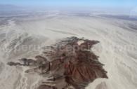 Survol des paysages de Nazca et Palpa