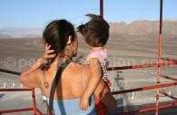 Vue sur les paysages de Palpa et Nazca