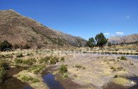 Paysage de l'Altiplano, Pérou