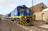 Train Andean Exporer, Cusco