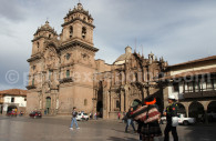Eglise de la Compañía de Jesús, Cuzco