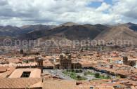 Situation géographique de Cusco