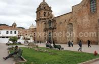 Église et couvent de la Merced