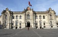 Palais du Gouvernement, Lima