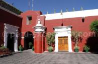 Museo Santuarios Andinos de la Universidad Católica de Santa Maria, Arequipa
