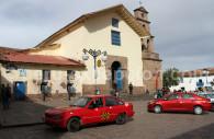 Quartier et église de San Blas