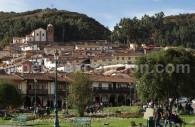Quartier de Santa Ana, Cuzco