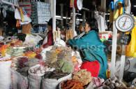 Marché central de Cuzco