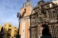 Eglise de La Merced, Lima