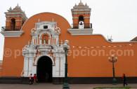 Eglise Sainte Maria Magdalena, Lima