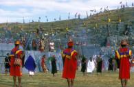 Inti Raymi, la fête du soleil, Cuzco