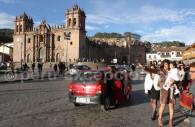 Transports à Cuzco