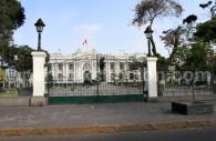 Congrès national de Lima