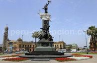 Place Bolognesi, Lima