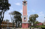 Tour de l'horloge du parc Universitaire Lima
