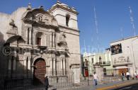 Eglise de la Companie de Jésus, Arequipa
