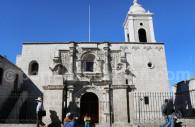 Eglise San Agustin, Arequipa