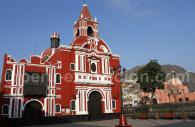 Eglise Santa Liberata, Rimac, Lima