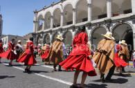 Danses criollas à Arequipa