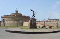 Forteresse du Roi Philippe, port de Callao, Lima