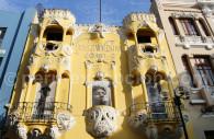 Maison Courret, Lima
