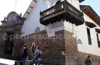 Palais de l'archevêché, Cusco