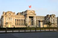 Palais de Justice, Lima