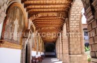 Patio du couvent de la Merced, Cuzco
