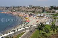 Plage Barranco, Lima