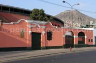 Plaza de Toros de Acho , Lima