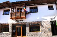 Restaurant Green Organics, Cuzco