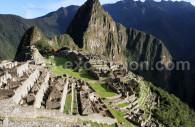 Situation géographique du Machu Picchu