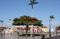 Place d'Armes de Trujillo