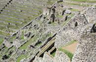 Le secteur agricole du Machu Picchu