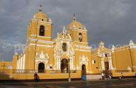 Situation géographique de Trujillo