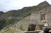 Maisons des Gardiens du Machu Picchu