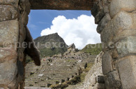Le Poste de Vigilence Machu Picchu