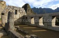 Temple de Las Tres Ventanas