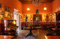 Café du musée du jouet, Trujillo