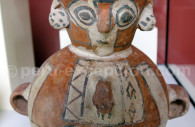 Vase anthropomorphe Ychma