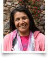 Giovanna, guide Cusco