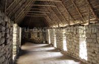 Maison des Gardes, cité du Machu Picchu