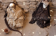 Momies de Chauchillla, Nazca