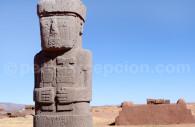 Monolithe tihuanaco