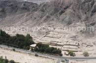 Site archéologique Los Pardones, Nazca