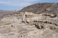 Site Los Pardones, Nazca