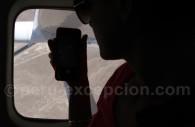 Survol des Mains de Nazca