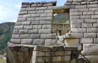 Temple du Soleil, Machu Picchu