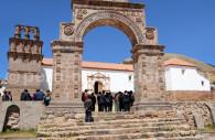 Eglise principale de Juli