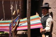 Artisanat dans la région du lac Titicaca
